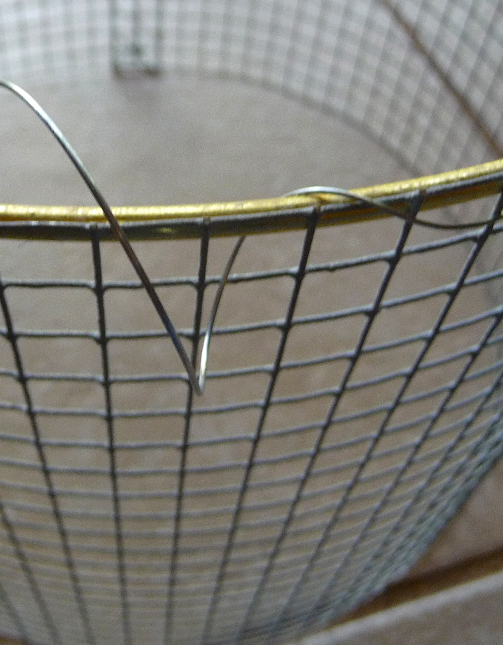 Diy garden burlap lamp shade craft organic this greentooth Images