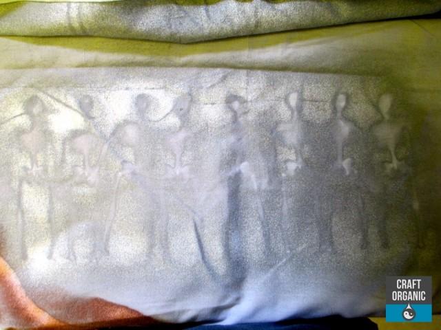 Drop Cloth Art 01