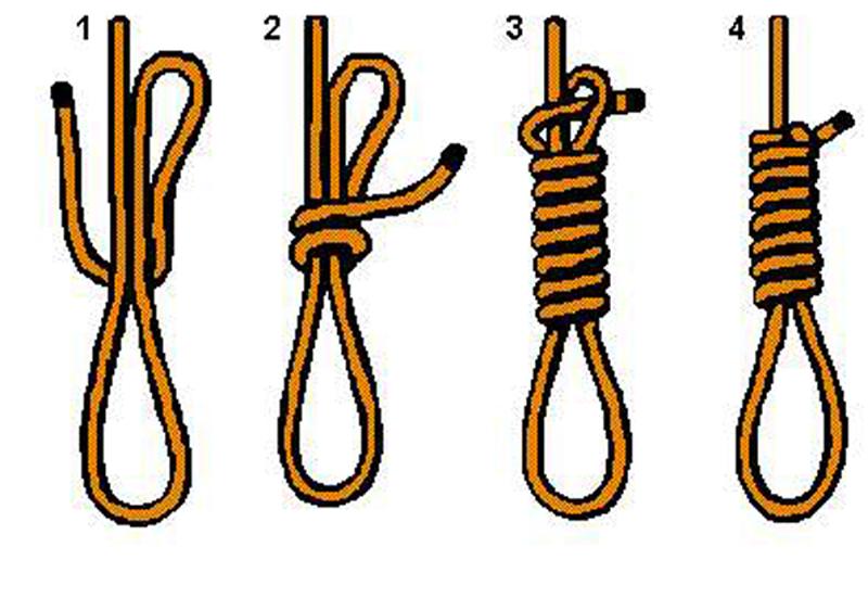 Hangman's Noose as a Halloween